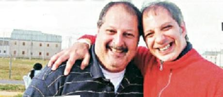 Martínez y Vázquez, juntos en la carcel de Ezeiza
