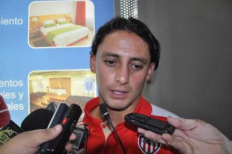 Giovanni Hernández firmó por dos años con Deportivo Independiente Medellín