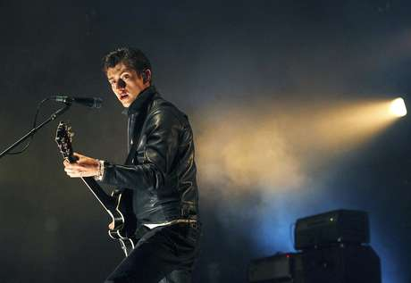 "10. Artic Monkeys - ""A Certain Romance""."