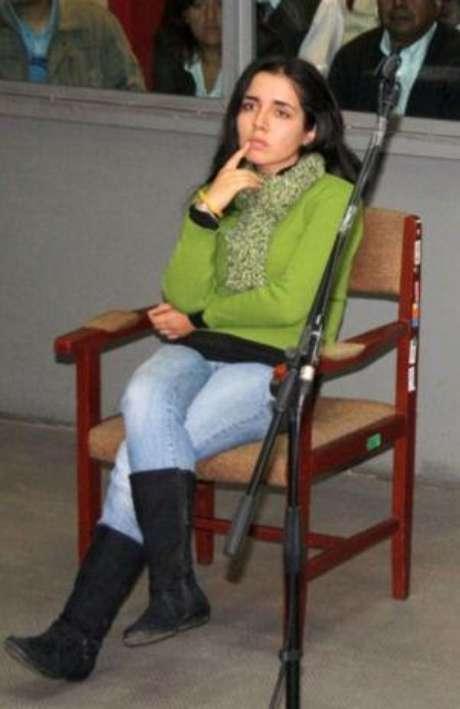 Elizabeth Espino Vásquez es procesada por la muerte de su madre, la abogada Elizabeth Vásquez, asesinada en enero de 2010.