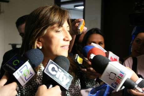 ''La 'cazamentiras' no es una pitonisa'', afirma la nueva viscal del caso y también coordinadora de fiscales delegados ante la Corte Suprema de Justicia, Martha Lucía Zamora.