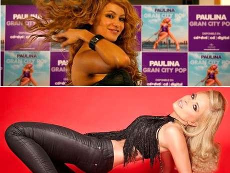 Paulina Rubio y Gloria Trevi poseen además de una prodigiosa voz, un sex-appeal increíble, que proyectan bajo sus curvas. Mientras se pierden admirando la belleza de éstas triunfadoras cantantes, dígannos quién es la naca y quién es la sexy.