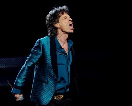 Mick Jagger de los Rolling Stones