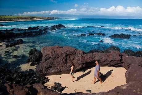 Ilha Maui, localizada no Havaí, é uma das 10 melhores ilhas do mundo na opinião dos turistas no site 'Trip Advisor'