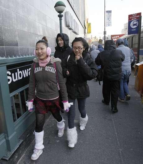 Los asiáticos suponen alrededor de un 5% de la población de EE.UU.