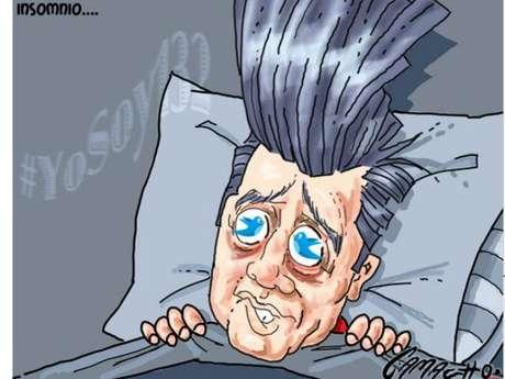El caricaturista mexicano comparte a Terra su mirada crítica e incisiva.