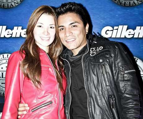 Marion Zapata denunció a su esposo Mauricio Bastidas por maltrato.