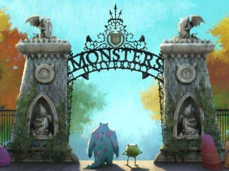 Disney y Píxar, sorprenden al mundo con los adelantos de la precuela de una de sus cintas más exitosas 'Monster'. 'Monster Univeristy', llevará a los personajes del filme a su época de universidad. Vea las primeras imágenes de la monstruosa cinta.