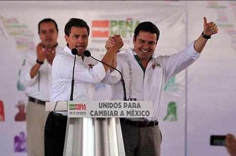 Funcionarios y empresarios beneficiados con obras encabezan las campañas de Enrique Peña Nieto y Aristóteles Sandoval en Jalisco.