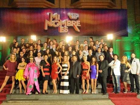 Ellos son los 64 famosos que se enfrentarán en la versión VIP del estelar de Canal 13.