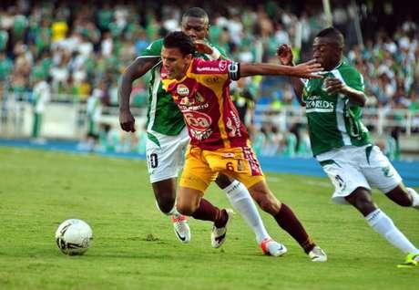 Deportes Tolima fue contundente al ataque, aunque no produjo muchas opciones de gol