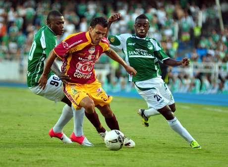 Deportes Tolima se llevó los tres puntos del Pascual ante Deportivo Cali.
