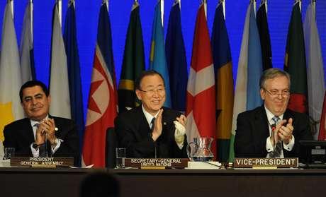 En la plenaria, los gobernantes demostraron que solo coinciden en los puntos mínimos recogidos en la declaración.