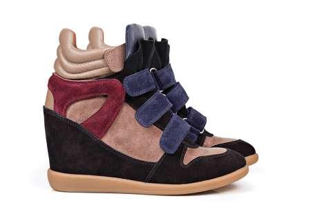 Os sneakers aliam estilo e conforto e, segundo os especialistas, integram uma tendência que veio para ficar