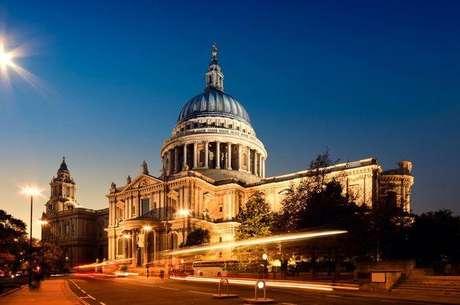 Catedral St Paul recebe 1.892.467 visitantes por ano