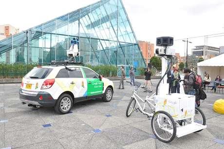 La funcionalidad de Street View de Google Maps se encuentra ya disponible en más de 40 países, permitiendo explorar distintos lugares alrededor del mundo con imágenes de 360º a nivel de calle.