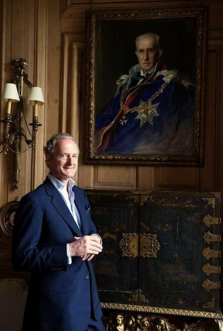 Alastair Macdonald-Buchanan, relata como su abuelol se involucró en la industria del whisky.