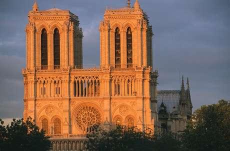 Os prédios mais populares estão divididos pela França, Itália, Inglaterra e Turquia