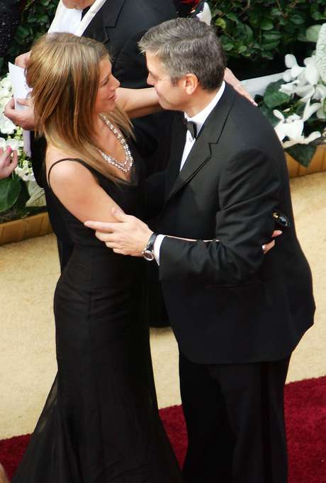 George Clooney y Jennifer Aniston