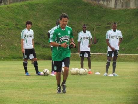 Juan Carlos Osorio espera conformar un mejor equipo para el año 2013.