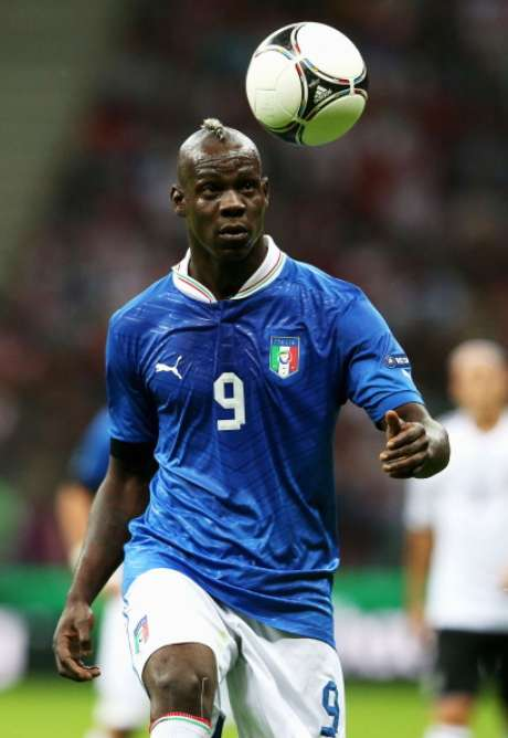 Mario Balotelli is on the minds of Spain defenders as Italy tries to derrail the defending European champions in Sunday's final. Balotelli scored both goals in Italy's 2-1 win over Germany in the semifinals.