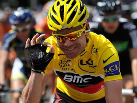 Australian Cadell Evans gets set to defend his title in the Tour de France.