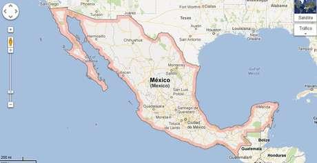 El mapa de Google estará disponible el domingo desde las 20 horas (México) y su función será llevar transparencia.