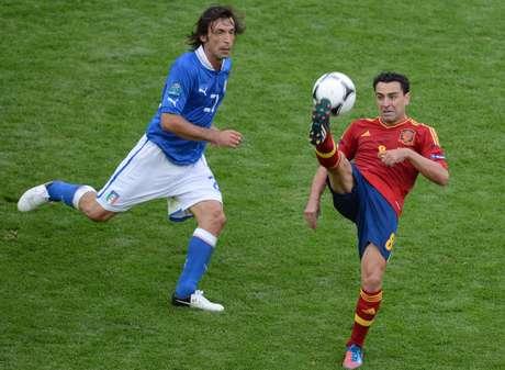 España e Italia se enfrentan en la final de la Eurocopa 2012