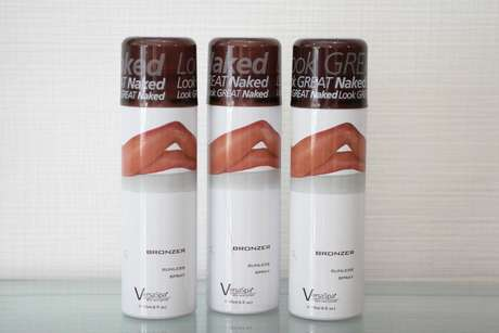 Autobronzeador spray promete bronzeado seguro e sem manchas por até 12 dias
