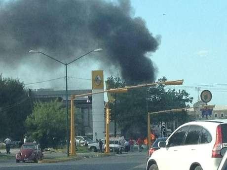 El pasado 7 de junio explotó otro coche bomba en n Ciudad Victoria, Tamaulipas y la noticia se difundió a través de las redes sociales.