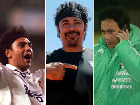 <p>Genius and personality: That is Hugo Sanchez, who this Thursday turns 55. We take a look back at his career full of success and also failure.</p>