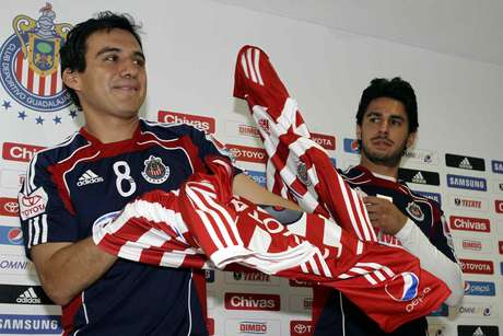 Luis Perez joined Chivas during the offseason.