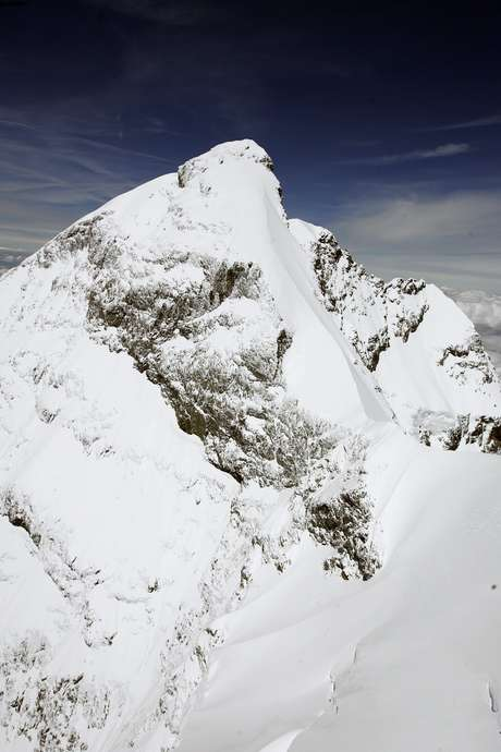 Five climbers died in an accident in the Swiss mountains Tuesday.