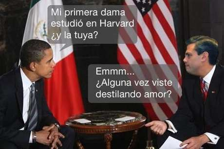 Las redes sociales han reaccionado, con chistes y humor negro, a la futura presidencia de Enrique Peña Nieto y a su esposa, la actriz Angélica Rivera.