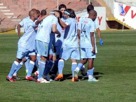 Real Garcilaso gana 3-0 a Sporting Cristal