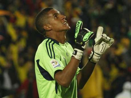 Cristian Bonilla fue el arquero titular de Colombia en el pasado Mundial Sub 20 que se jugó en el país
