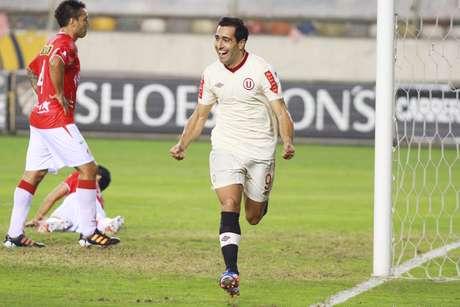 Ximénez marcó dos y lleva once en el campeonato.