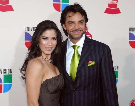 Después de seis años Eugenio Derbez y Alessandra Rosaldo contrajeron matrimonio.
