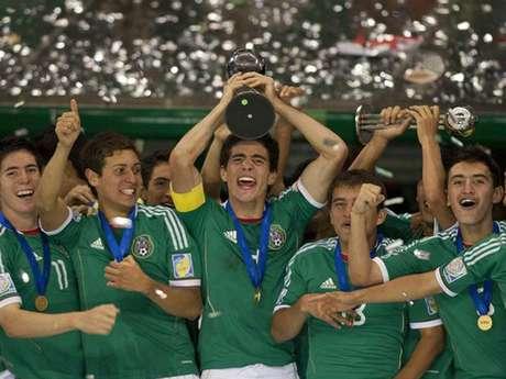 Copas que ha ganado mexico