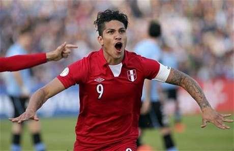"""<p>Guerrero resaltó que el jugador peruano debe tener """"ganas de no perder""""</p>"""