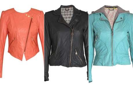 O jeans e o pretinho básico são peças-chave ao lado das famosas e tradicionais jaquetas de couro