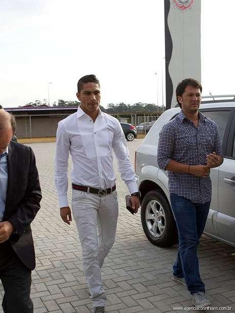 Paolo Guerrero será presentado esta tarde como nuevo refuerzo del Corinthians