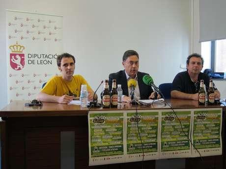 Álvaro Gutiérrez, Marcos Martínez Y Luis Manuel Prieto