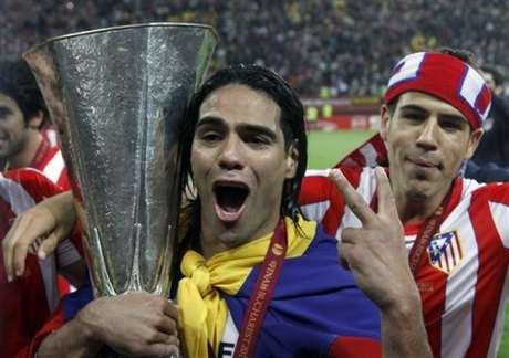 Radamel Falcao tweeted his six favorite goals.