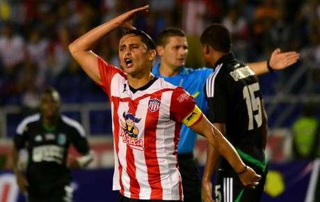 Giovanni Hernández, del Junior de Barranquilla al Deportivo Independiente Medellín, es el traspaso más importante que se ha presentado hasta el momento para este año.
