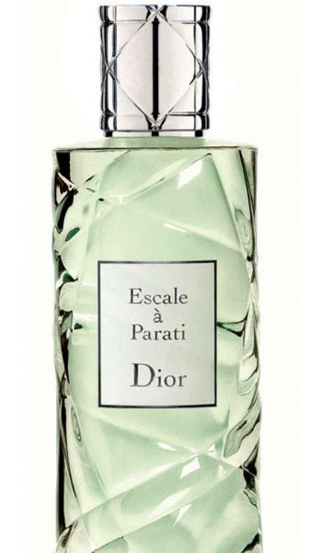 O perfumista da Dior desenvolveu um perfume inspirado em uma cidade praiana do Rio de Janeiro, Paraty