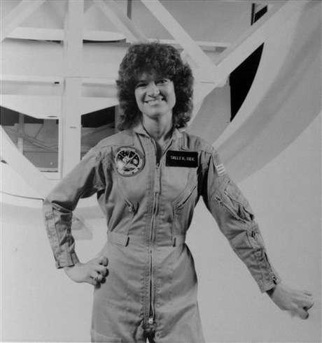 Sally Ride falleció a los 61 años.