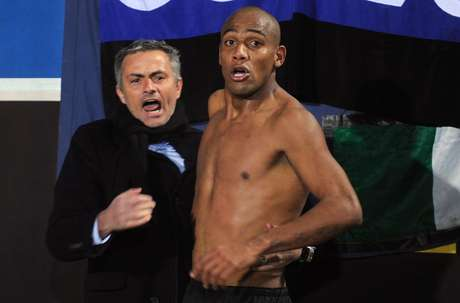 Maicon wants to reunite with Mourinho at Real Madrid