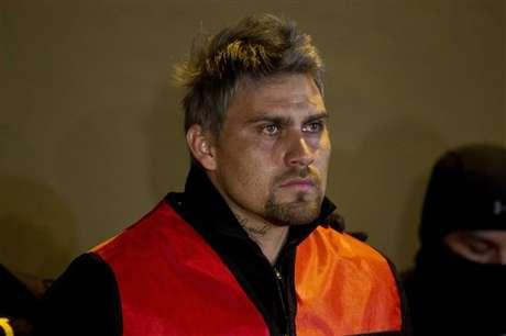 Con la detención de su jefe, se confirmó que Omar 'Gato' Ortíz (foto) participó de secuestros.
