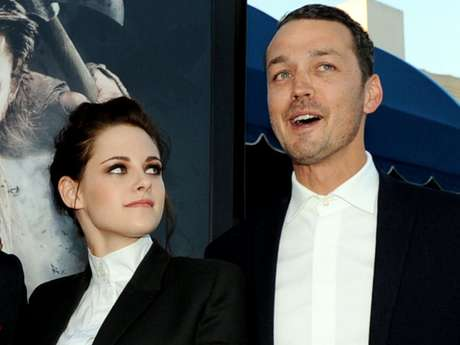 Kristen Stewart y Rupert Sanders.